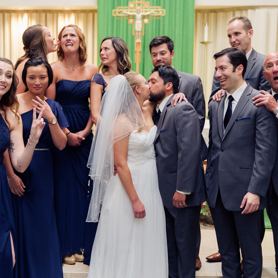 Chicago Wedding Photographer   Mario Amezquita and Lara Lijewski Wedding - Bridal Party