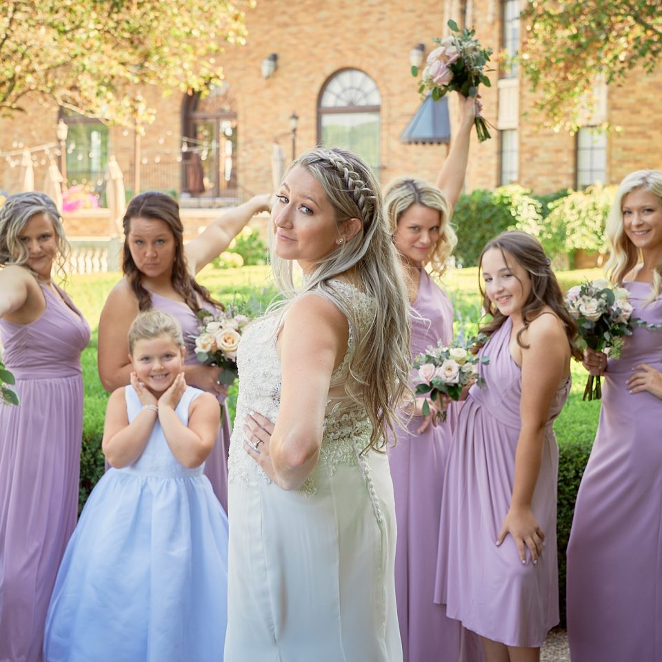 Hotel Baker - Bridal Party Fun