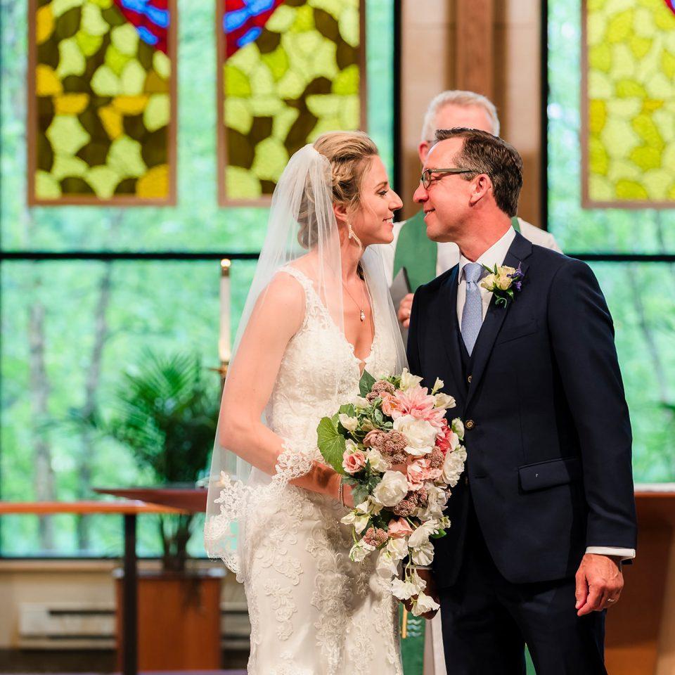 Christ Lutheran Church - Kent and Jessica Wedding Ceremony